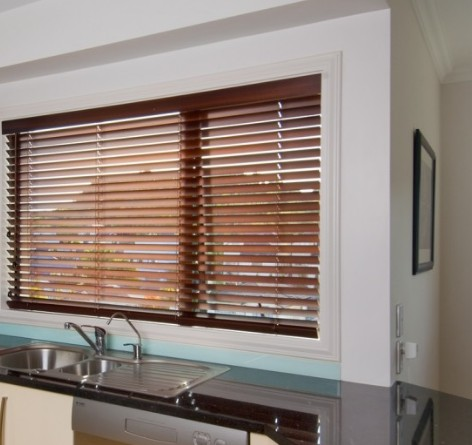 Timber Venetian Blinds Online - Blinds and Curtains Online
